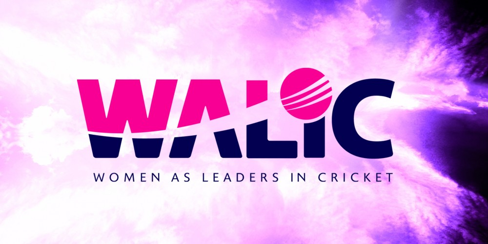 WOMENS CRICKET WALIC Cricket Victoria Identity Campaign Women as Leaders in Cricket Mlb Design